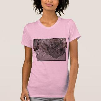 Camiseta del perro del boxeador remeras