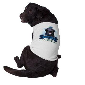 Camiseta del perro del mundo de Jack Playera Sin Mangas Para Perro