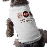 Camiseta del perro del Podiatrist del Podiatry del Playera Sin Mangas Para Perro