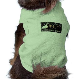 Camiseta del perro playera sin mangas para perro