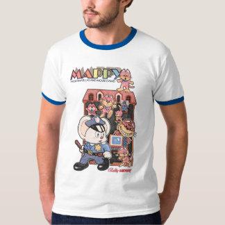 Camiseta del perro ratonero playeras