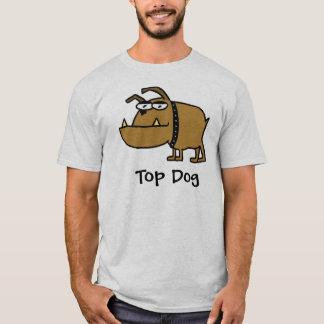 Camiseta del perro superior