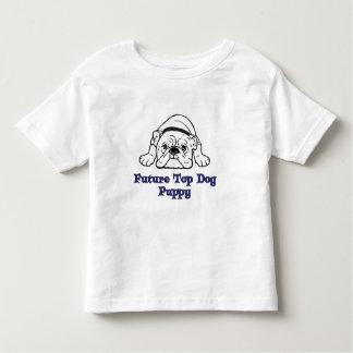 Camiseta del perro superior de Peronalized