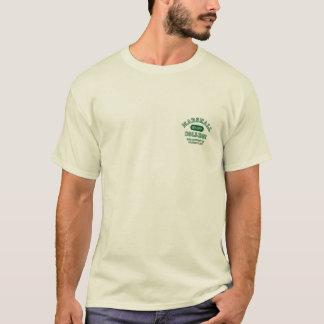 Camiseta del personal de la universidad de