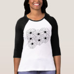 Camiseta del personalizable del modelo de la