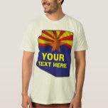 Camiseta del personalizado de Arizona Playeras