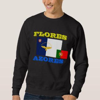 Camiseta del personalizado de Flores* Suéter