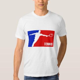 Camiseta del personalizado del tenis