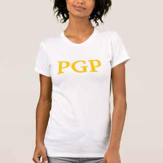 Camiseta del PGP