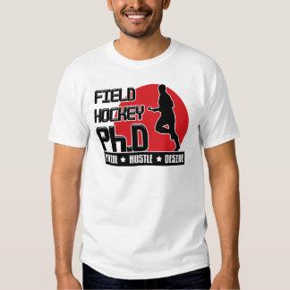 Camiseta del Ph.D del hockey hierba Remeras