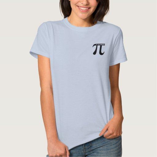 Camiseta del pi (señoras)