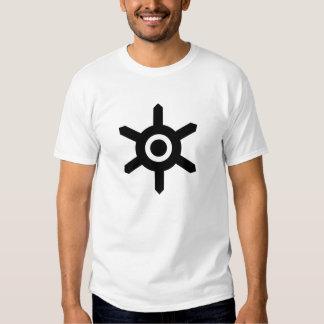 Camiseta del pictograma de la prefectura de Tokio Remeras