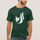 Camiseta del pictograma del Fox
