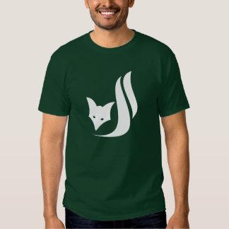 Camiseta del pictograma del Fox Playeras