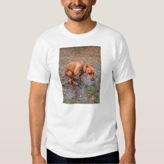 Camiseta del Pin del minuto de los chuchos de Camisas