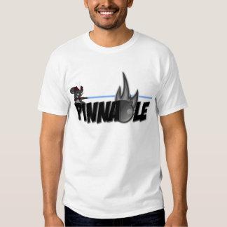 Camiseta del pináculo playera