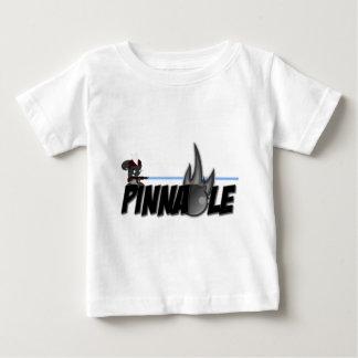 Camiseta del pináculo playeras