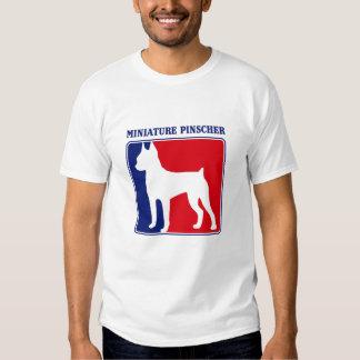 Camiseta del Pinscher miniatura de la primera Playera