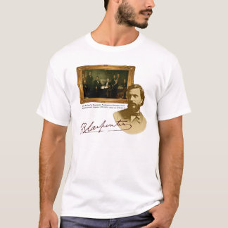 Camiseta del pintor de Francisco B. Carpenter Abe