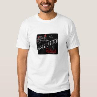 Camiseta del pionero polera