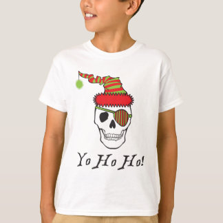 Camiseta del pirata de Santa