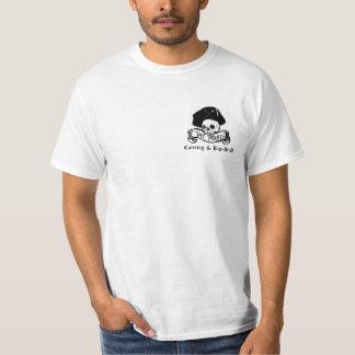 Camiseta del pirata del hoyo remera