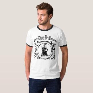 Camiseta del pirata remera