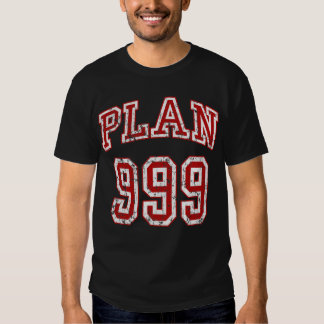 Camiseta del plan 999 de Herman Caín Camisas