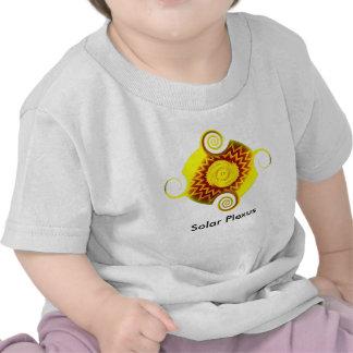 Camiseta del plexo solar