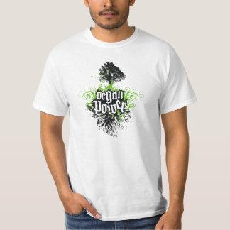 ¡Camiseta del poder del vegano! Remeras