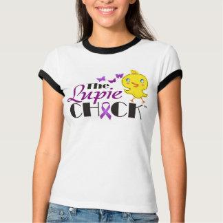 Camiseta del polluelo de Lupie del campanero de Camisas