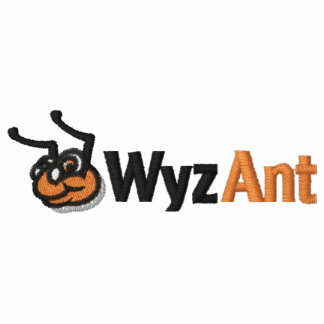 Camiseta del polo del golf de WyzAnt