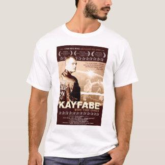Camiseta del poster de Kayfabe