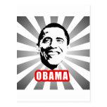 Camiseta del poster de Obama Postal