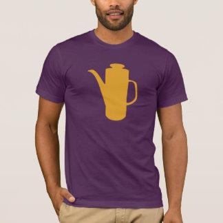 Camiseta del pote del café de Meakin