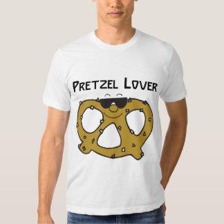Camiseta del pretzel remeras