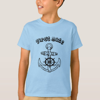 Camiseta del primer compañero de Childs Playera