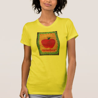 Camiseta del profesor de Apple