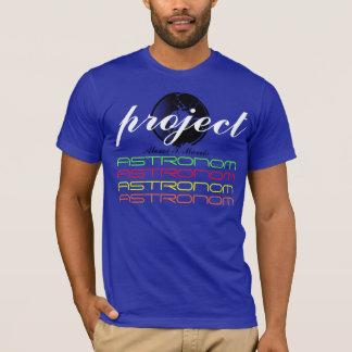 camiseta del projectASTRONOM
