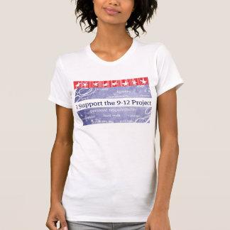 Camiseta del proyecto 9-12