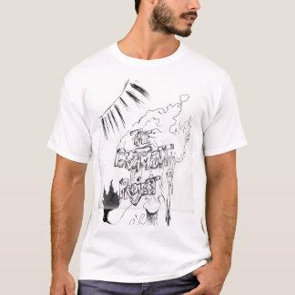 camiseta del proyecto del bashment