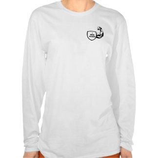 Camiseta del puma del diseñador para las señoras