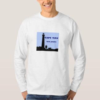 Camiseta del punto de Cape May Polera
