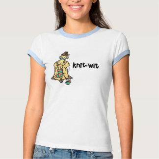 Camiseta del Punto-Ingenio Playera
