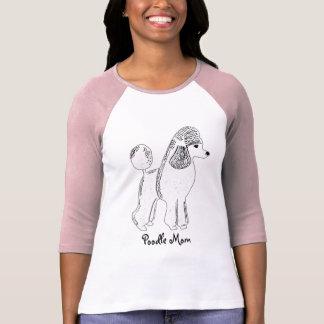 Camiseta del raglán de Bella de las mujeres de la