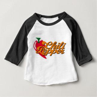 Camiseta del raglán de la manga de la ropa del