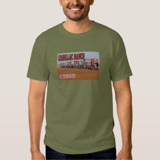 Camiseta del rancho de Cadillac Poleras