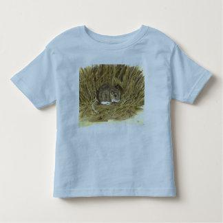 Camiseta del ratón de campo del campanero del niño