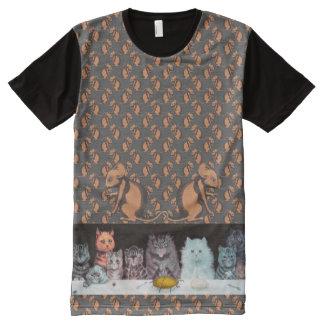 Camiseta del ratón de la acción de gracias de los