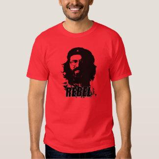 camiseta del rebelde del vara de Gerry Playera